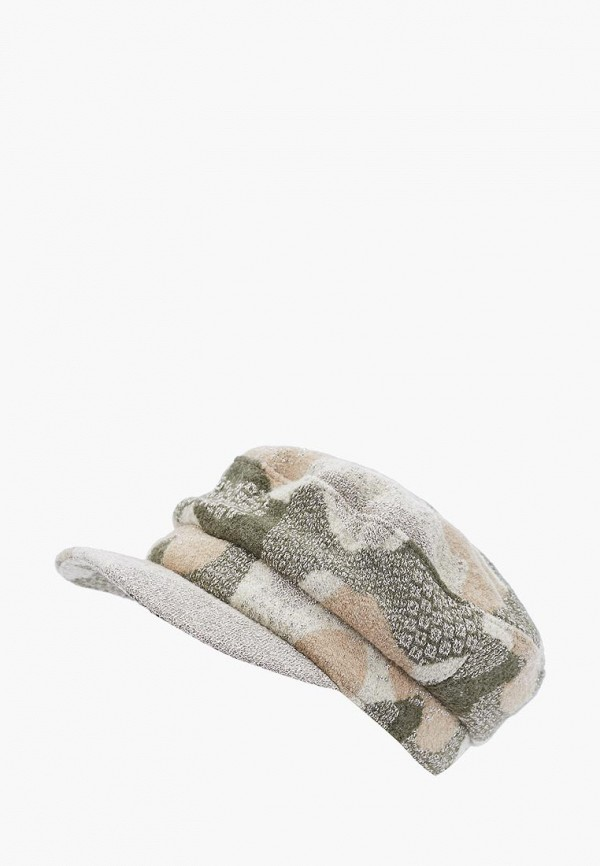 Фото - Кепка Forti knitwear бежевого цвета