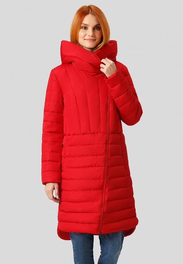 Купить Куртка утепленная Finn Flare, mp002xw1h9tn, красный, Осень-зима 2018/2019