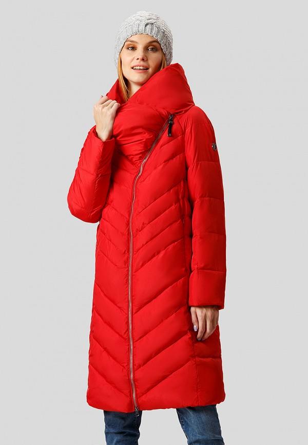 Купить Куртка утепленная Finn Flare, mp002xw1h9u4, красный, Осень-зима 2018/2019
