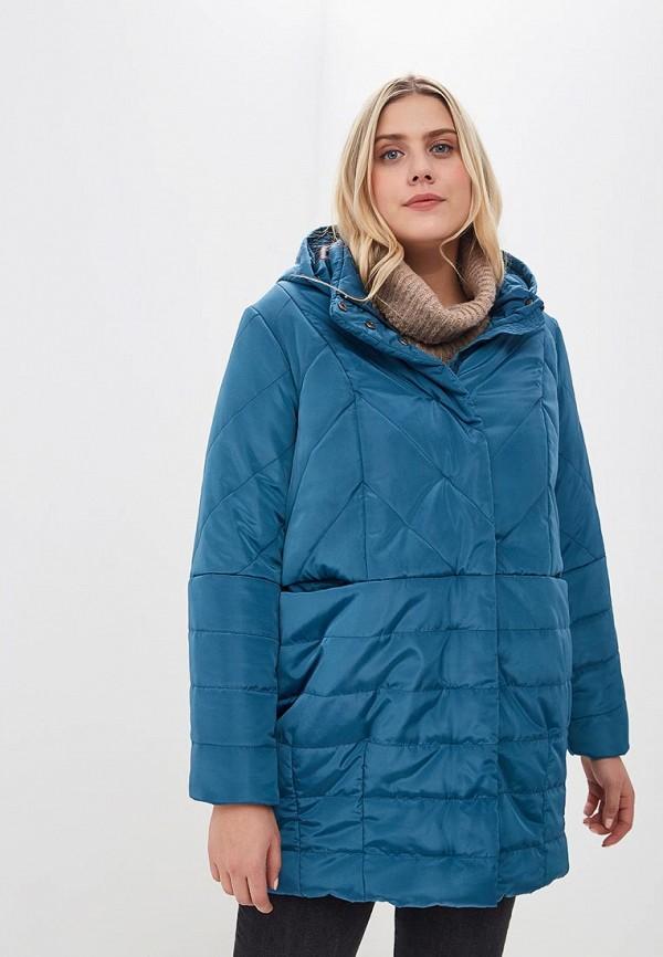 женская куртка jp, синяя