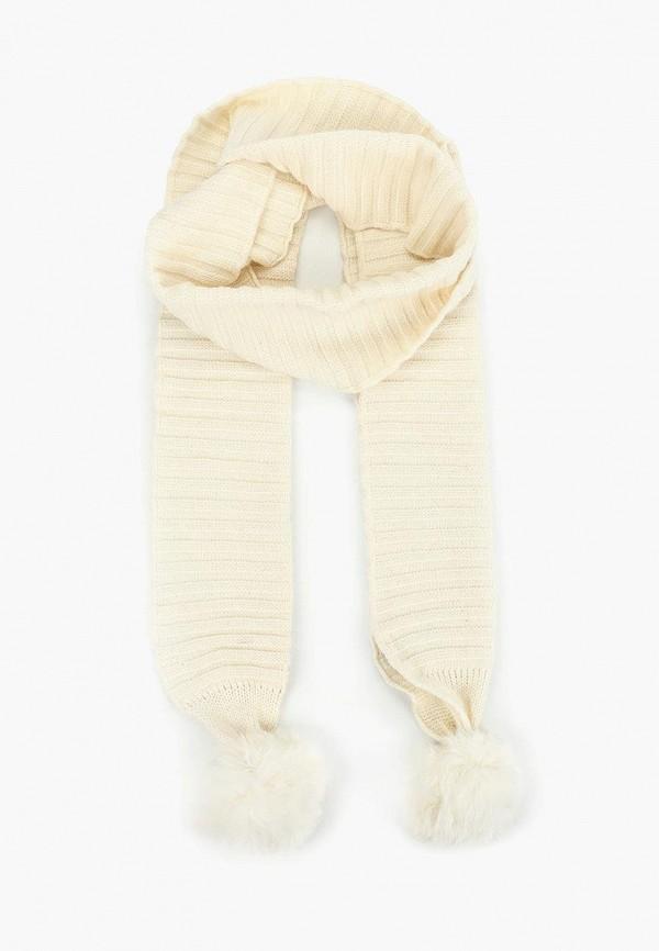 женский шарф katomi, белый