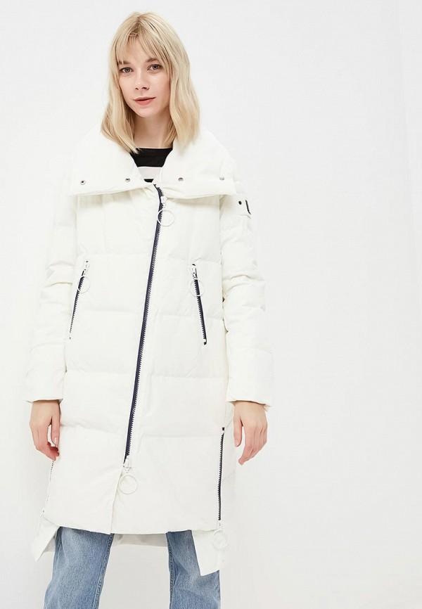 Купить Пуховик Misun, mp002xw1ha1v, белый, Осень-зима 2018/2019