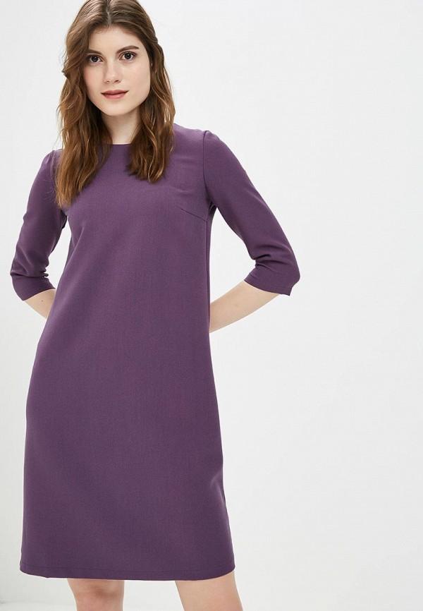 Купить Платье Froggi, mp002xw1ha23, фиолетовый, Осень-зима 2018/2019
