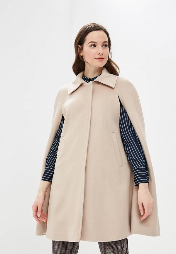 Купить Пальто Lezzarine, mp002xw1ha2m, бежевый, Осень-зима 2018/2019