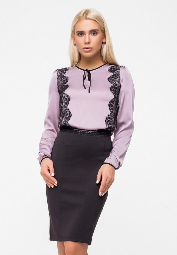 Купить Блуза itelle, mp002xw1ha84, фиолетовый, Осень-зима 2018/2019