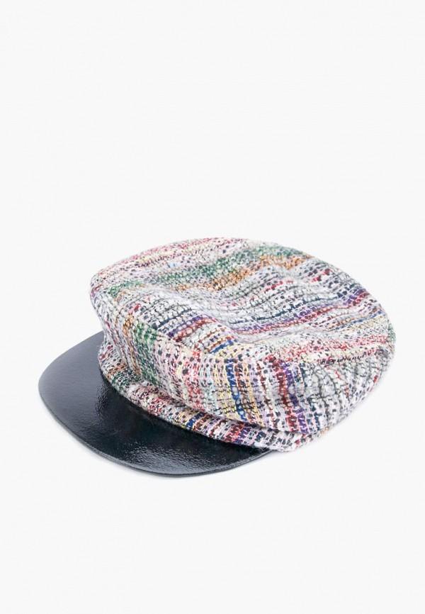 женская кепка forti knitwear, разноцветная