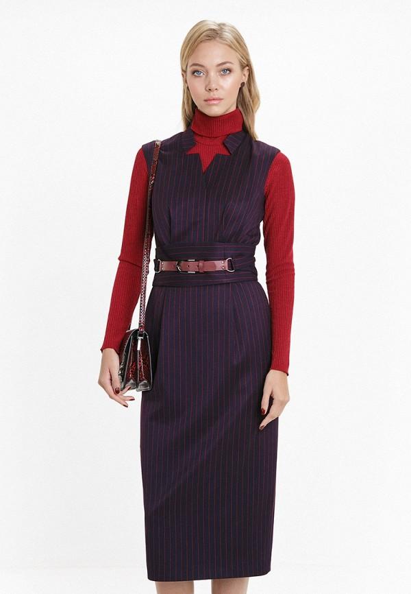 женское повседневные платье audrey right, синее