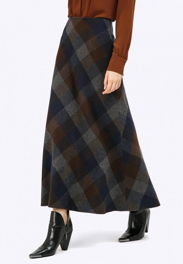 женская юбка emka, разноцветная