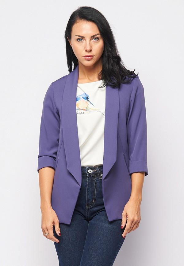 женский жакет bellart, фиолетовый