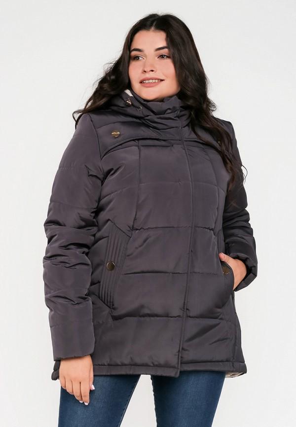 Купить Куртка утепленная Modniy Oazis, Grafit, mp002xw1haft, коричневый, Осень-зима 2018/2019