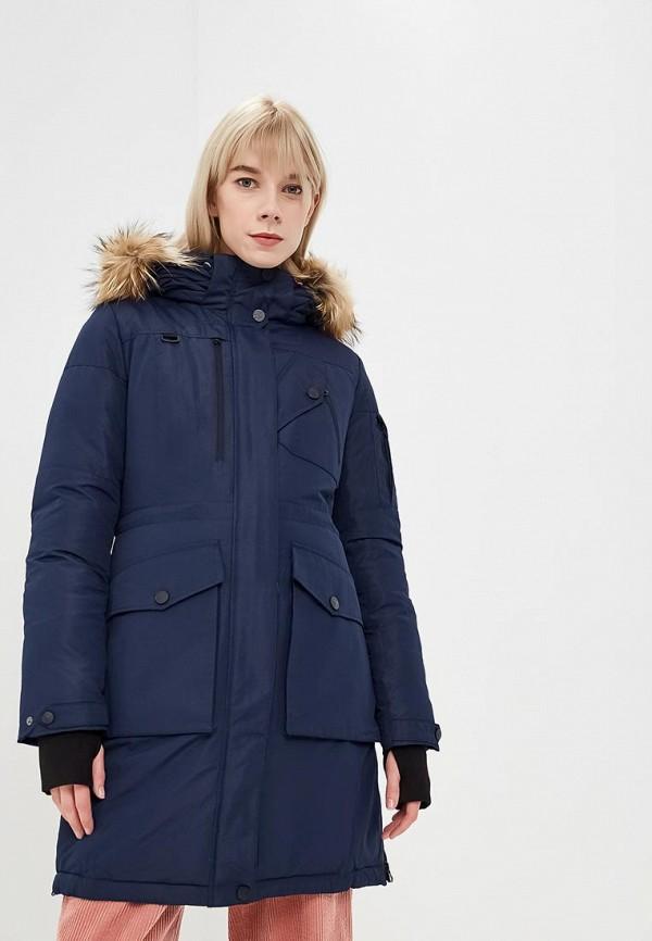 женская куртка snowimage, синяя