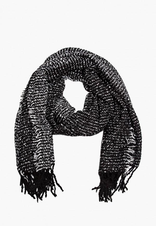 Купить Палантин Aiyony Macie, mp002xw1hao3, черный, Осень-зима 2018/2019