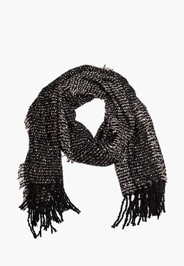 Купить Палантин Aiyony Macie, mp002xw1hao5, черный, Осень-зима 2018/2019