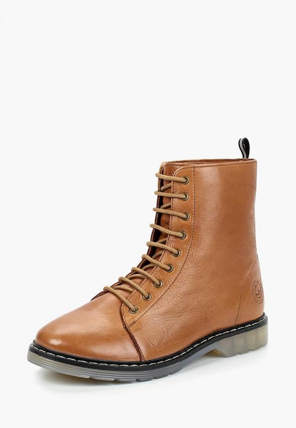 Высокие ботинки Woodland