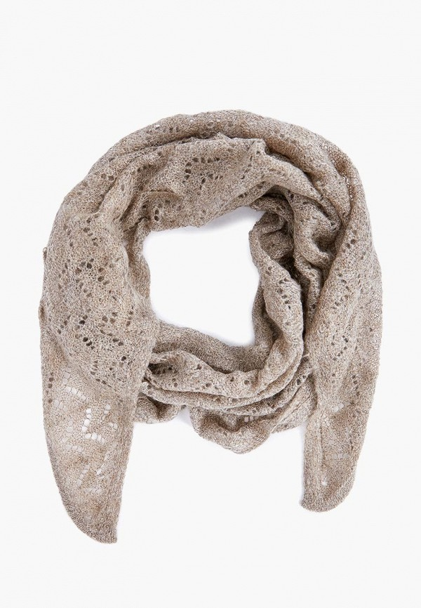 Платок Forti knitwear Forti knitwear MP002XW1HAXH off shoulder long sleeve irregular knitwear