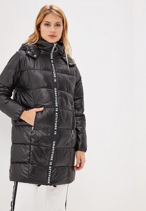 Куртка утепленная Top Secret Top Secret MP002XW1HB1A black choker sleeveless crop top