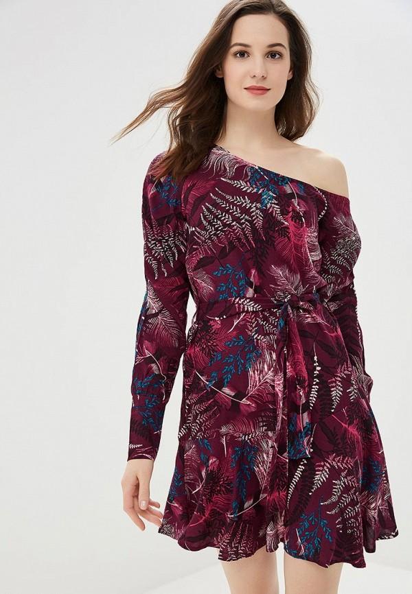 Платье Top Secret Top Secret MP002XW1HB1R top model ручка фэнтази цвет фиолетовый