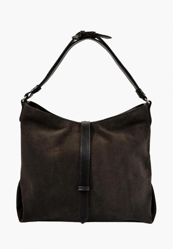 женская сумка bb1, коричневая
