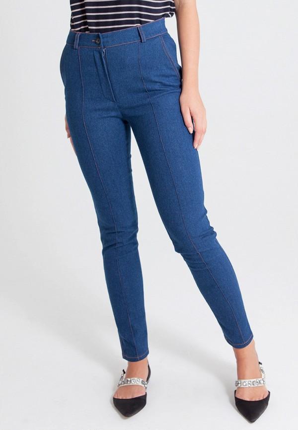 женские повседневные брюки beribegi, синие