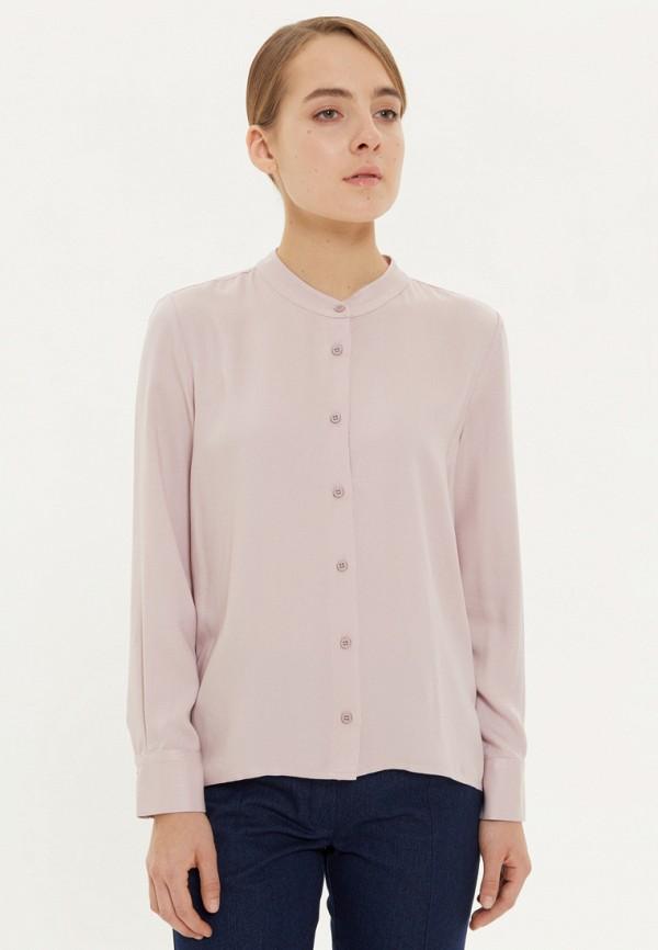 женская блузка base forms, розовая