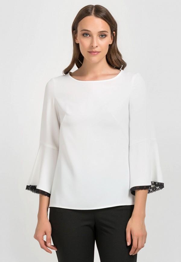 женская блузка remix, белая