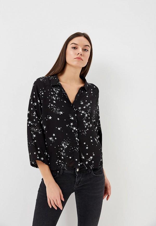 женская блузка colin's, черная