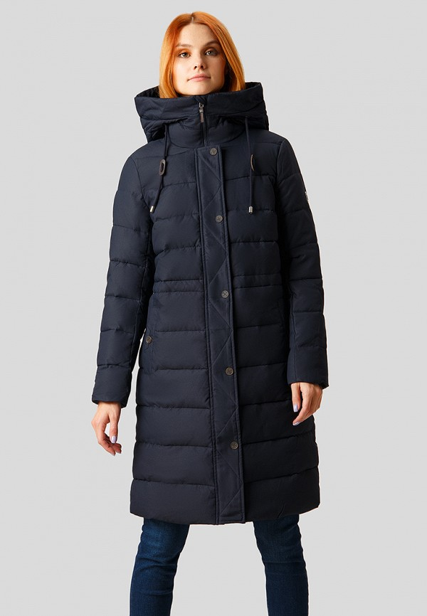 Купить Куртка утепленная Finn Flare, mp002xw1hbq6, синий, Осень-зима 2018/2019