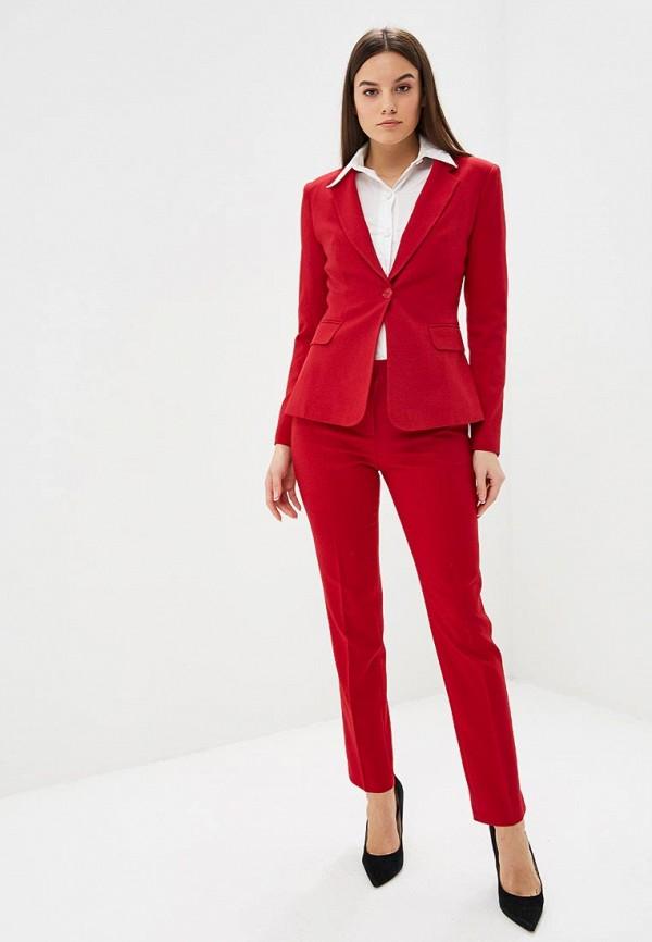 женский костюм villagi, красный