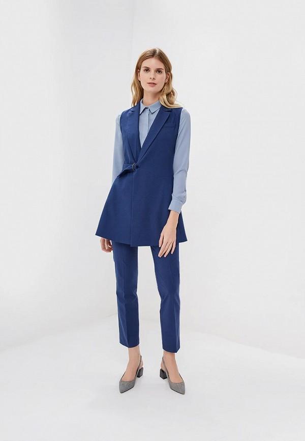 женский костюм villagi, синий