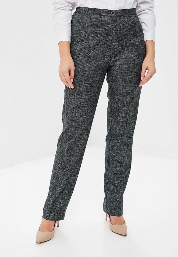 женские зауженные брюки balsako, серые