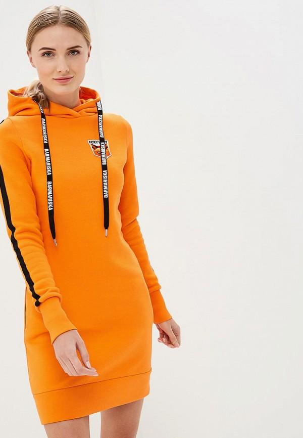 Платье Barmariska Barmariska MP002XW1HBST