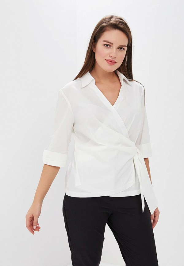 женская блузка balsako, белая