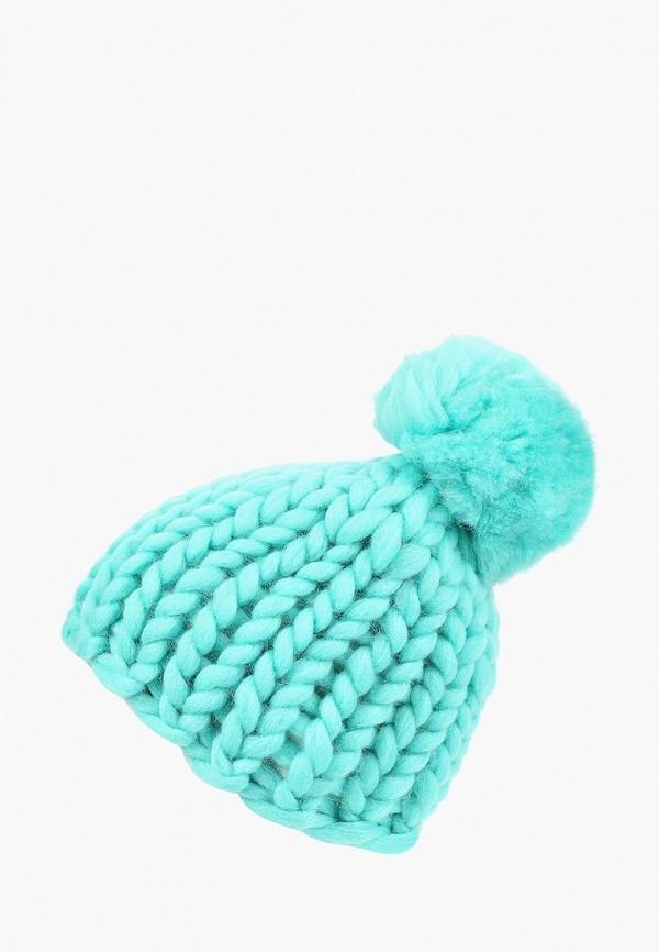 женская шапка cloudlet, бирюзовая
