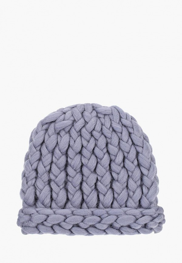 женская шапка cloudlet, синяя