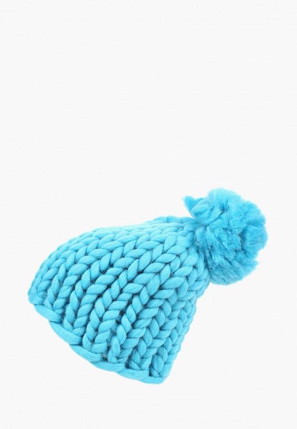 женская шапка cloudlet, голубая