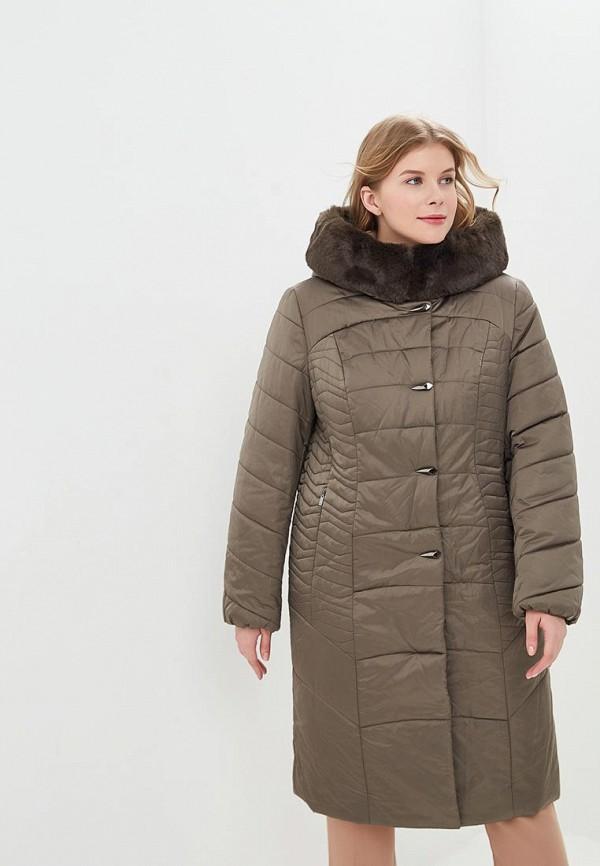 Купить Куртка утепленная Montserrat, mp002xw1hcj1, хаки, Осень-зима 2017/2018