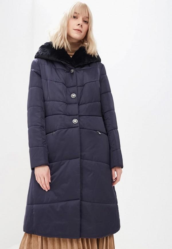 Купить Куртка утепленная Montserrat, mp002xw1hcja, синий, Осень-зима 2017/2018