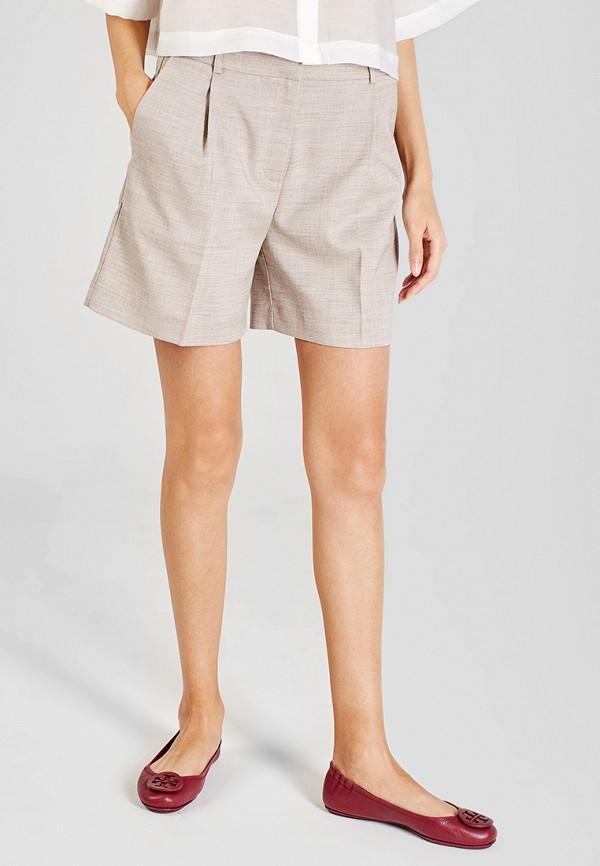 женские повседневные шорты sana.moda, бежевые