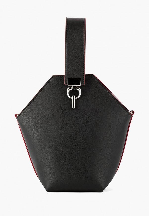 женская сумка arny praht, черная