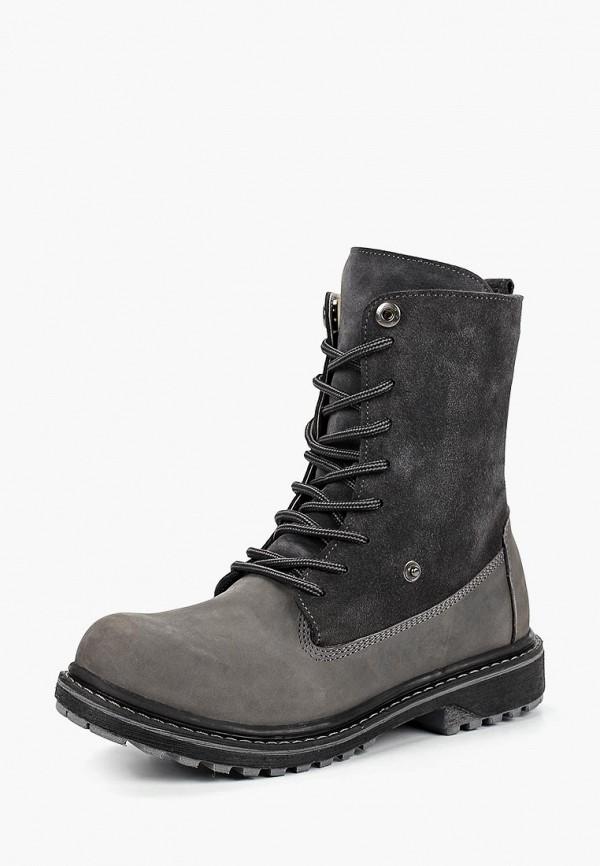 женские ботинки dino ricci, серые