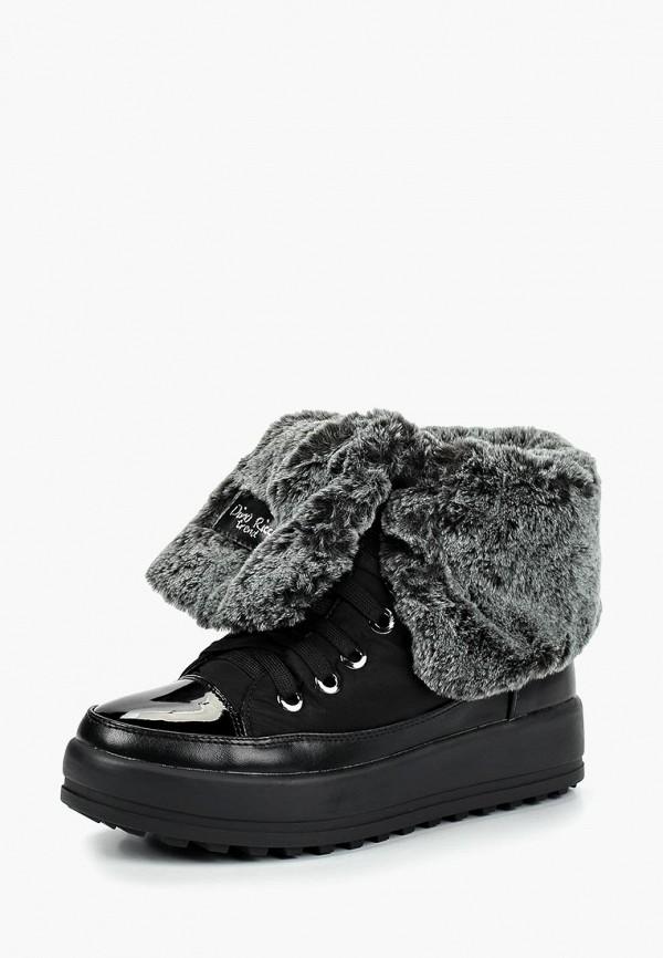 Купить Ботинки Dino Ricci Trend, mp002xw1hcsm, черный, Осень-зима 2018/2019