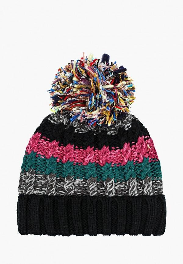 женская шапка moltini, разноцветная