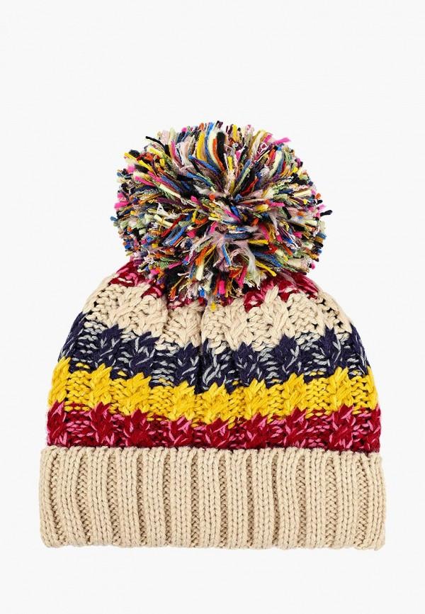 Купить Шапка Moltini, mp002xw1hcxw, бежевый, Осень-зима 2018/2019