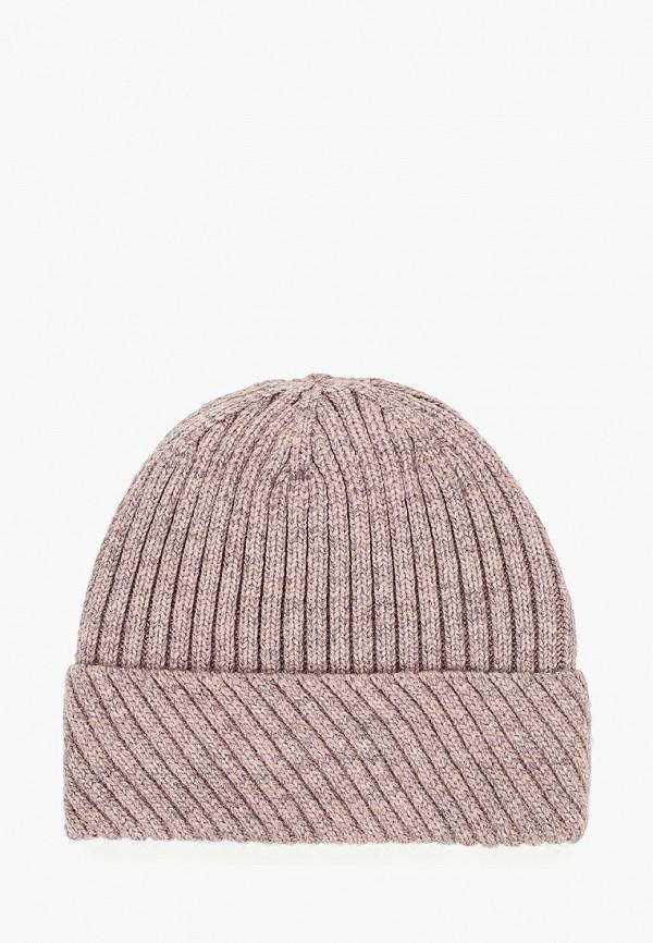 женская шапка moltini, бежевая