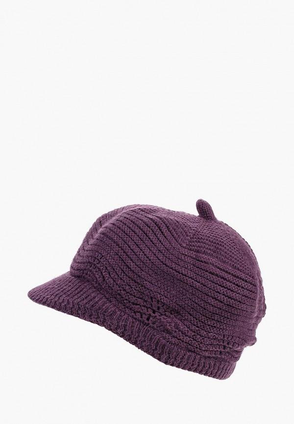 женская кепка moltini, фиолетовая