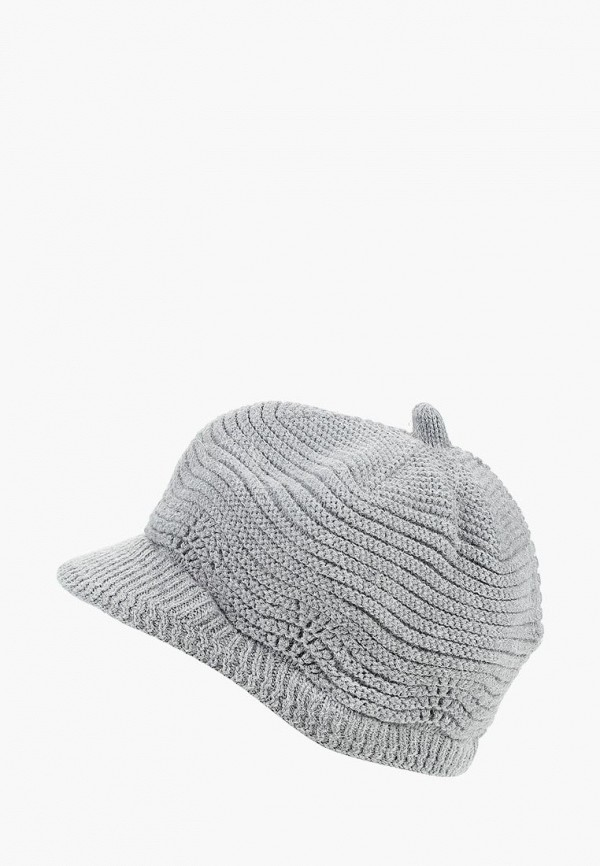 Кепка Moltini, mp002xw1hcy9, серый, Осень-зима 2018/2019  - купить со скидкой