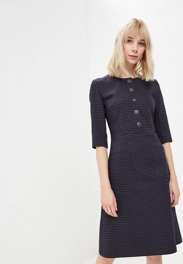 женское повседневные платье gregory, черное