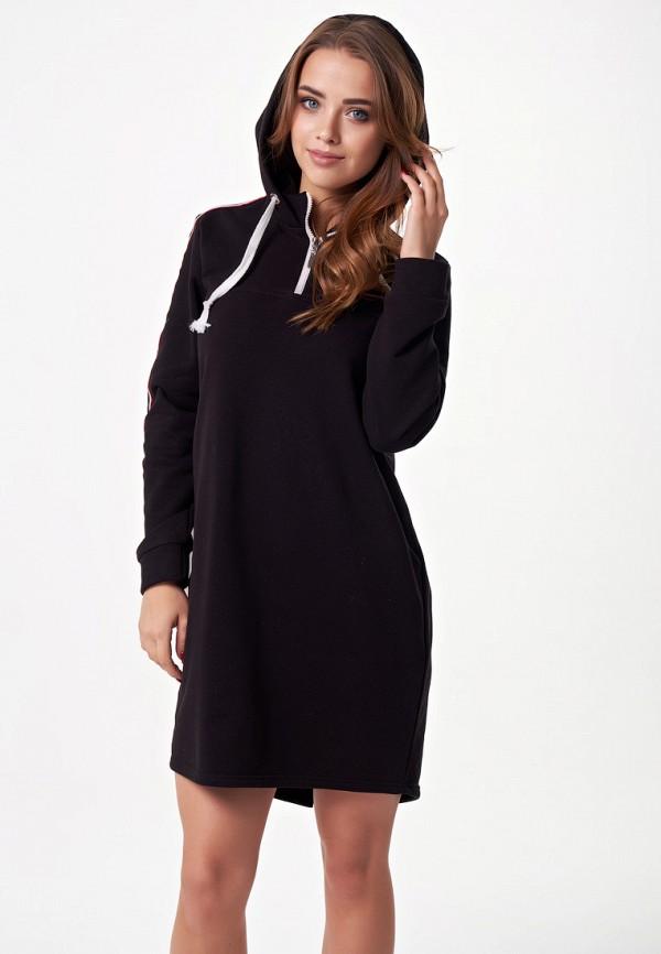 женское платье irma dressy, черное