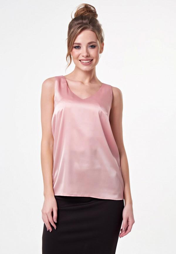 женский топ irma dressy, розовый