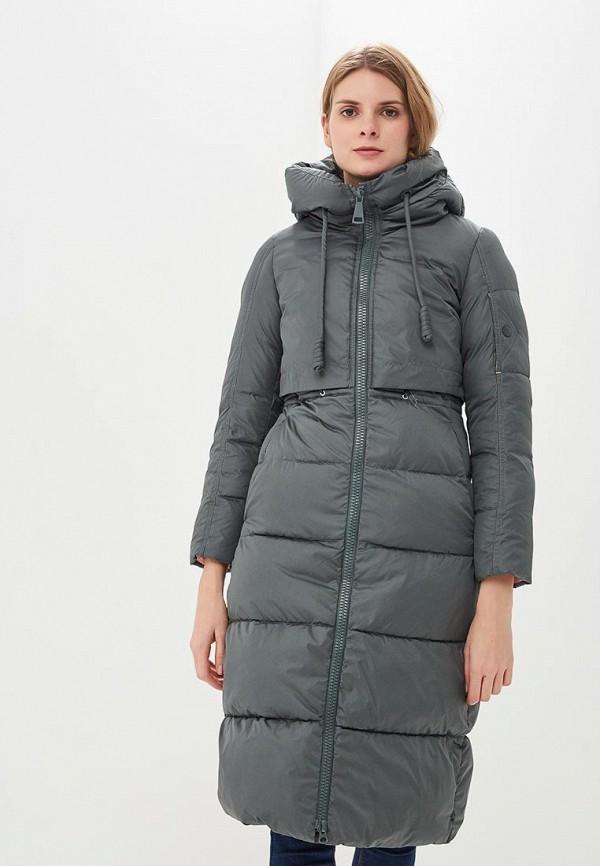 женская куртка neohit, зеленая